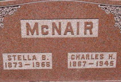 MCNAIR, CHARLES H - Warren County, Iowa | CHARLES H MCNAIR
