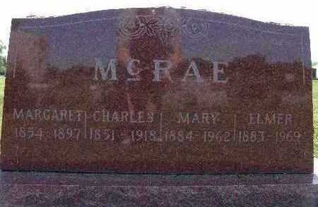 MCRAE, ELMER - Warren County, Iowa | ELMER MCRAE