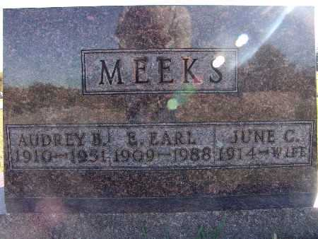 MEEKS, JUNE C. - Warren County, Iowa | JUNE C. MEEKS