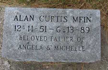 MEIN, ALAN CURTIS - Warren County, Iowa | ALAN CURTIS MEIN