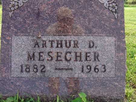 MESECHER, ARTHUR D. - Warren County, Iowa | ARTHUR D. MESECHER