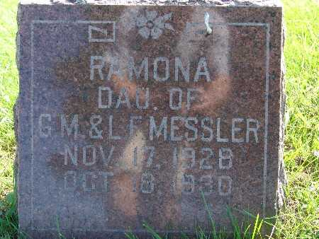MESSLER, RAMONA - Warren County, Iowa | RAMONA MESSLER