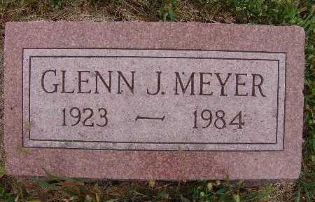 MEYER, GLENN J. - Warren County, Iowa | GLENN J. MEYER