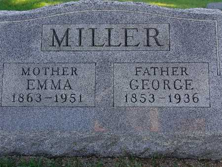 MILLER, GEORGE - Warren County, Iowa | GEORGE MILLER