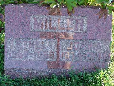 MILLER, ETHEL - Warren County, Iowa | ETHEL MILLER