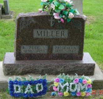 MILLER, PRISCILLA - Warren County, Iowa | PRISCILLA MILLER