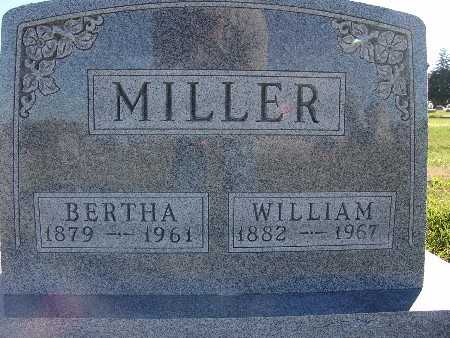 MILLER, WILLIAM - Warren County, Iowa | WILLIAM MILLER