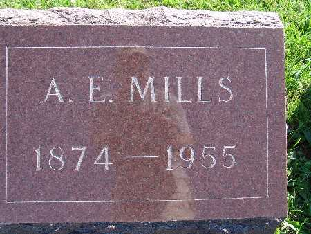 MILLS, A. E. - Warren County, Iowa | A. E. MILLS