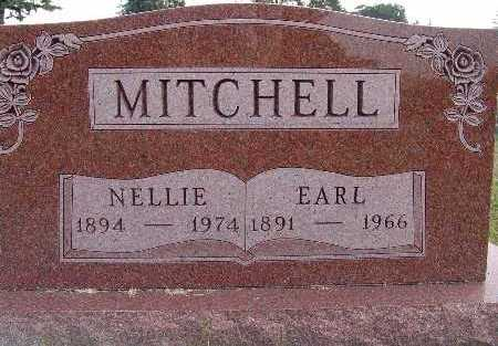 MITCHELL, NELLIE - Warren County, Iowa | NELLIE MITCHELL