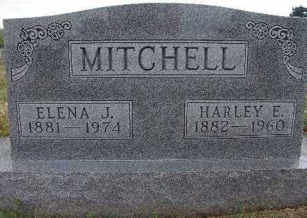 MITCHELL, HARLEY E. - Warren County, Iowa | HARLEY E. MITCHELL