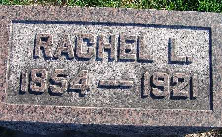 MITCHELL, RACHEL L. - Warren County, Iowa | RACHEL L. MITCHELL