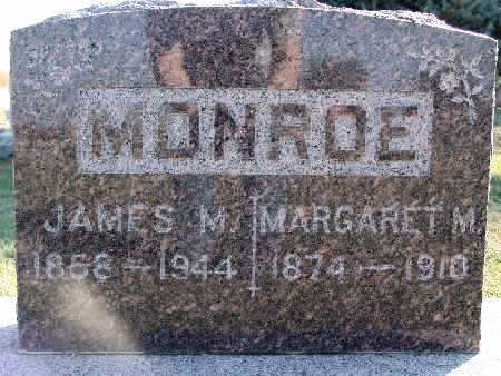 MONROE, MARGARET M. - Warren County, Iowa | MARGARET M. MONROE