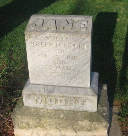 MOORE, JANE - Warren County, Iowa | JANE MOORE