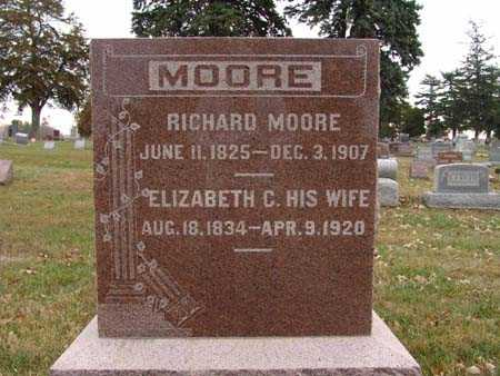 MOORE, RICHARD - Warren County, Iowa | RICHARD MOORE