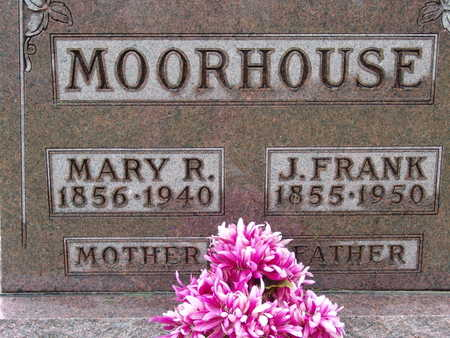 MOORHOUSE, MARY R - Warren County, Iowa | MARY R MOORHOUSE