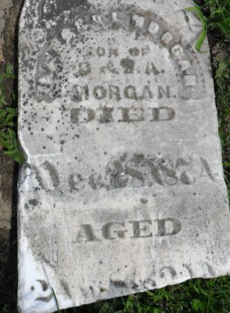 MORGAN, ALFRED L. - Warren County, Iowa | ALFRED L. MORGAN