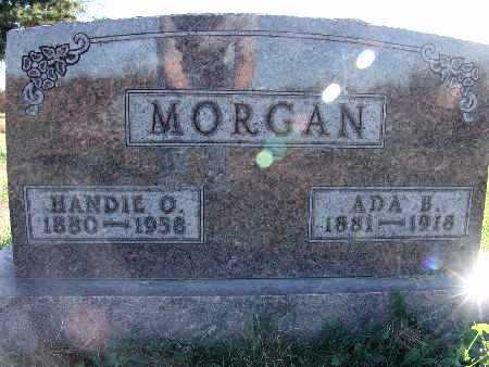 MORGAN, HANDIE O. - Warren County, Iowa | HANDIE O. MORGAN