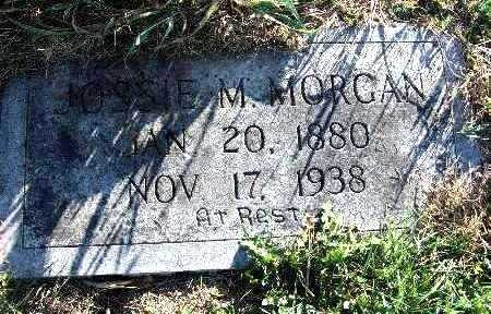 MORGAN, JOSSIE M. - Warren County, Iowa | JOSSIE M. MORGAN