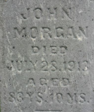MORGAN, JOHN - Warren County, Iowa | JOHN MORGAN