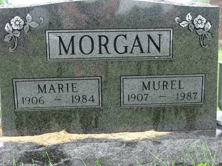 MORGAN, MUREL - Warren County, Iowa | MUREL MORGAN