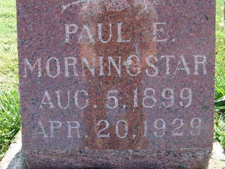 MORNINGSTAR, PAUL E. - Warren County, Iowa | PAUL E. MORNINGSTAR