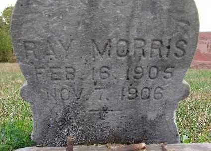 MORRIS, RAY - Warren County, Iowa | RAY MORRIS