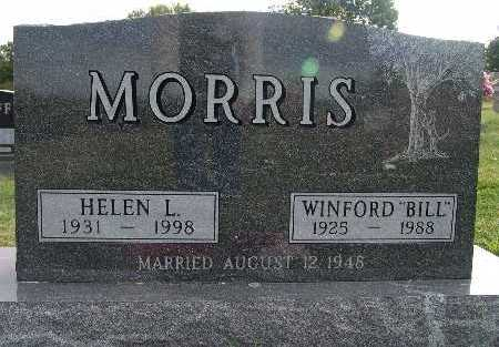 MORRIS, WINFORD  (BILL) - Warren County, Iowa | WINFORD  (BILL) MORRIS