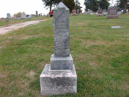 MORRIS, W. E. - Warren County, Iowa | W. E. MORRIS