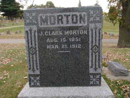 MORTON, J. CLARK - Warren County, Iowa | J. CLARK MORTON