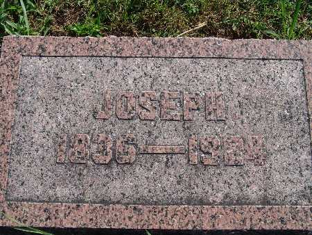 MOSHER, JOSEPH - Warren County, Iowa | JOSEPH MOSHER