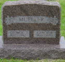 MUELLER, GEORGE J - Warren County, Iowa | GEORGE J MUELLER