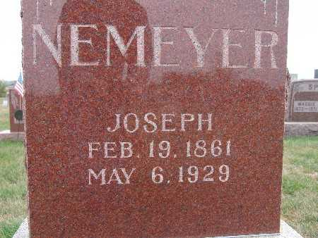 NEMEYER, JOSEPH - Warren County, Iowa | JOSEPH NEMEYER