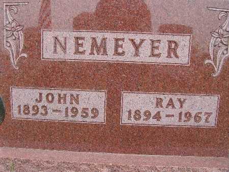 NEMEYER, JOHN - Warren County, Iowa | JOHN NEMEYER