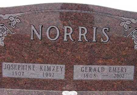 NORRIS, GERALD EMERY - Warren County, Iowa | GERALD EMERY NORRIS