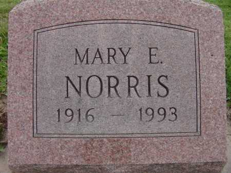 NORRIS, MARY E. - Warren County, Iowa | MARY E. NORRIS