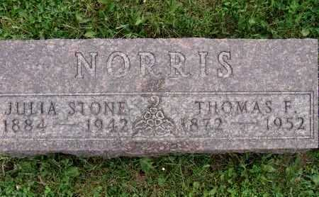 NORRIS, THOMAS F. - Warren County, Iowa | THOMAS F. NORRIS
