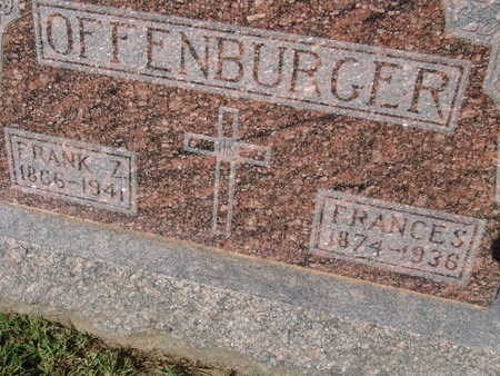 OFFENBURGER, FRANK Z. - Warren County, Iowa | FRANK Z. OFFENBURGER