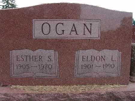 OGAN, ELDON L. - Warren County, Iowa | ELDON L. OGAN
