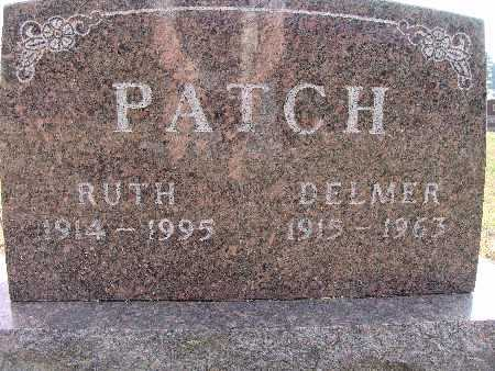 WELLS PATCH, RUTH - Warren County, Iowa | RUTH WELLS PATCH