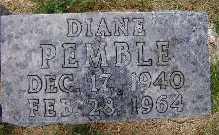 PEMBLE, DIANE - Warren County, Iowa | DIANE PEMBLE