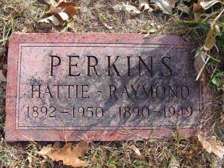 PERKINS, RAYMOND - Warren County, Iowa | RAYMOND PERKINS