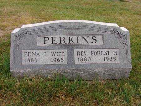 PERKINS, REV. FOREST H. - Warren County, Iowa | REV. FOREST H. PERKINS