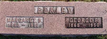 PERLEY, GEORGE F. - Warren County, Iowa | GEORGE F. PERLEY