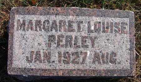PERLEY, MARGARET LOUISE - Warren County, Iowa | MARGARET LOUISE PERLEY