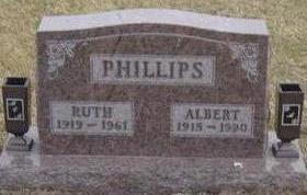 PHILLIPS, ALBERT - Warren County, Iowa | ALBERT PHILLIPS