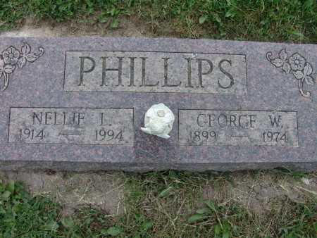 PHILLIPS, GEORGE W. - Warren County, Iowa | GEORGE W. PHILLIPS