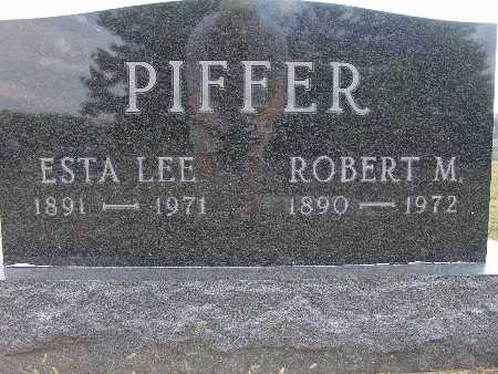 PIFFER, ROBERT M. - Warren County, Iowa | ROBERT M. PIFFER