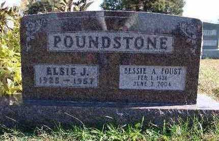 FOUST, BESSIE A. - Warren County, Iowa | BESSIE A. FOUST