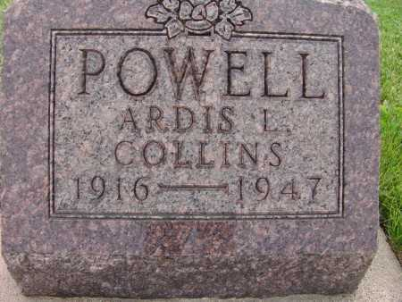 POWELL, ARDIS L. - Warren County, Iowa | ARDIS L. POWELL