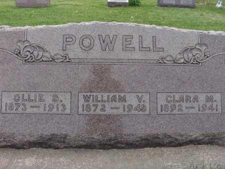 POWELL, CLARA M. - Warren County, Iowa | CLARA M. POWELL